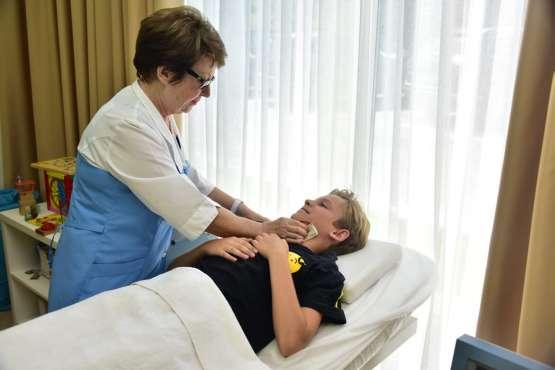 O nouă procedură în fizioterapie. - fotografii și oferte speciale